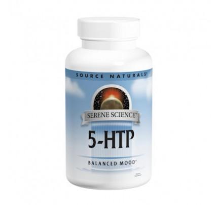 Serene Science 5-HTP 50 mg & 100 mg Capsules