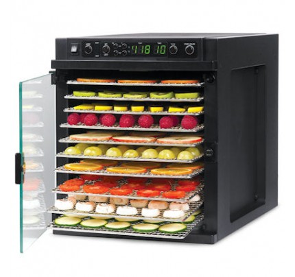 Sedona Express Rawfood Dehydrator with Stainless Steel Trays