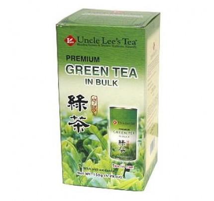 Loose Premium Bulk Green Tea 5.29 oz.