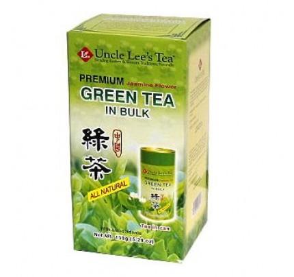 Loose Premium Bulk Jasmine Green Tea 5.29 oz.