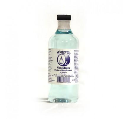 Vanadium Ionic Mineral Water 100 ppm