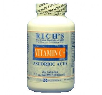 Vitamin C+ 600 mg Capsules