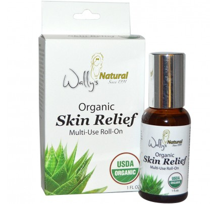 Organic Skin Relief Roll-On 1 fl. oz.