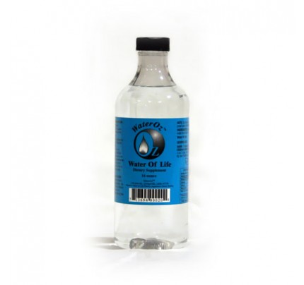 Water of Life Ionic Mineral Water