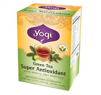 Green Tea Super Antioxidant 16 Tea Bags