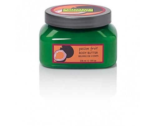 Andalou Naturals Passion Fruit Body Butter 8 oz.