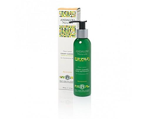 Andalou Naturals Meyer Lemon Creamy Cleanser 6 oz.