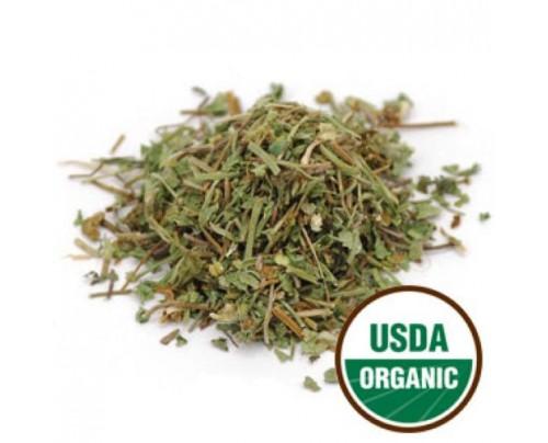 Starwest Botanicals Organic Gotu Kola Herb Cut & Sifted Bulk 1lb.