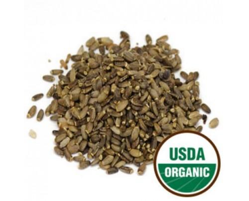 Starwest Botanicals Organic Milk Thistle Seed Bulk 1lb.