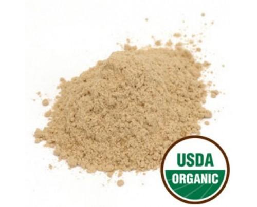 Starwest Botanicals Organic Slippery Elm Bark Powder Bulk 1lb.