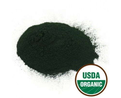 Starwest Botanicals Organic Spirulina Powder Bulk 1lb.