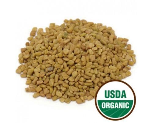 Starwest Botanicals Organic Fenugreek Seed Bulk 1lb.