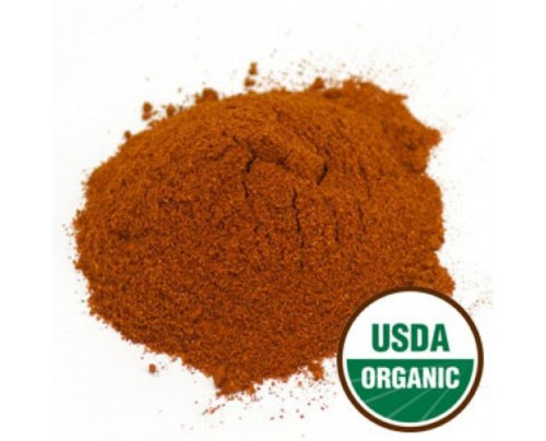 Starwest Botanicals Organic Paprika Powder Bulk 1lb.