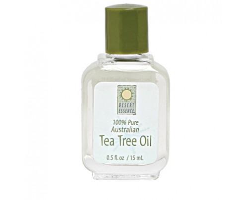 Desert Essence Tea Tree Oil .5oz.