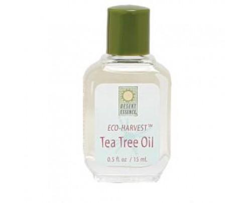 Desert Essence Tea Tree Oil (Eco Harvest) .5oz.