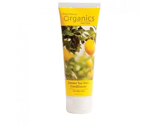 Desert Essence Lemon Tea Tree Conditioner 8oz.
