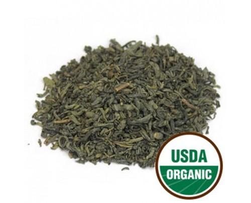 Starwest Botanicals Organic Chunmee Green Tea Fair Trade Bulk 1lb.