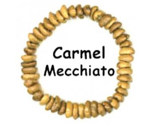 Zorbitz Coffee Bean Bracelet - Carmel Macchiato