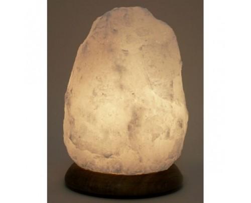 Aloha Bay Himalayan Salt Crystal Lamp White Small 8