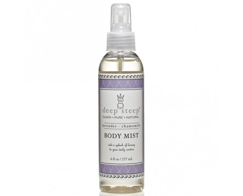 Deep Steep Body Mist Lavender Chamomile 6 fl. oz.