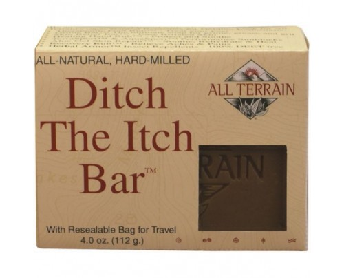 All Terrain Ditch The Itch Bar Soap 4oz.