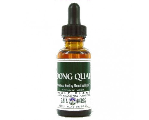 Gaia Herbs Dong Quai Root Extract