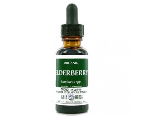 Gaia Herbs Elderberry Extract