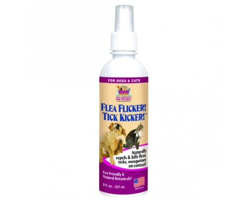 Ark Naturals Flea Flicker Tick Kicker Spray 8oz.