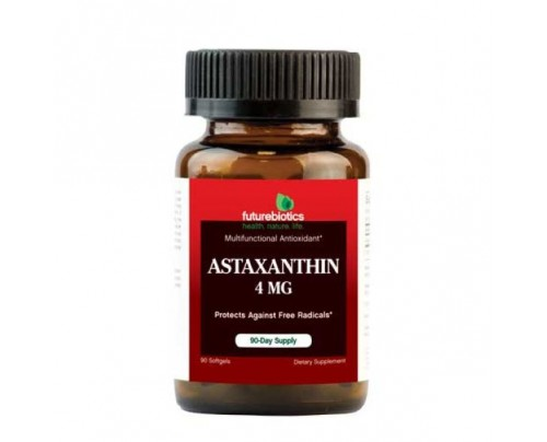 Futurebiotics Astaxanthin 4mg 90 Softgels