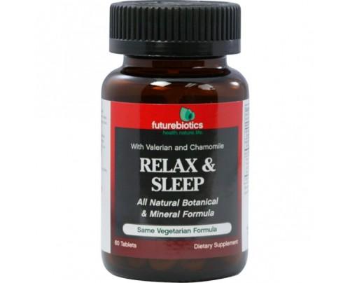 Futurebiotics Relax & Sleep 60 Tablets