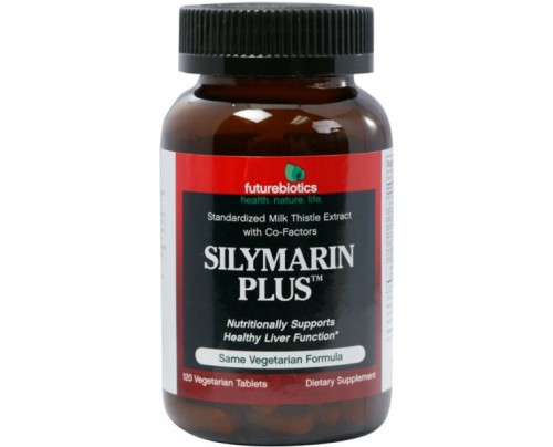 Futurebiotics Silymarin Plus 120 Tablets