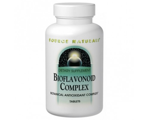 Source Naturals Bioflavonoid Complex Tablets
