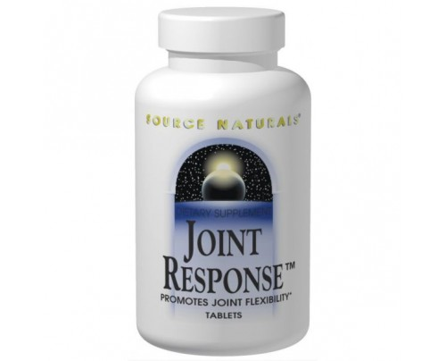 Source Naturals Joint Response 425mg Tablets