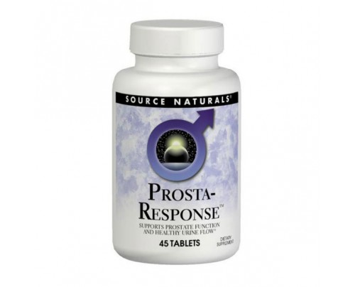 Source Naturals Prosta-Response Tablets