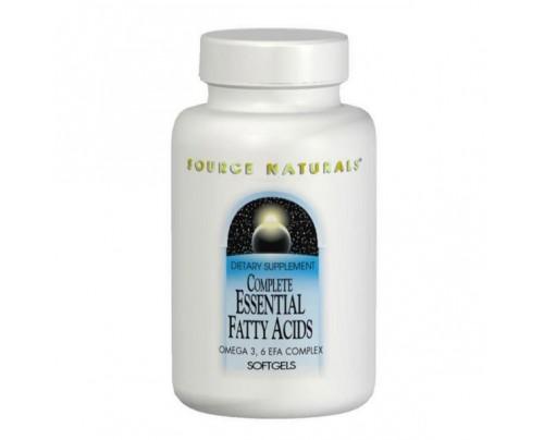 Source Naturals Complete Essential Fatty Acids 796mg Softgels