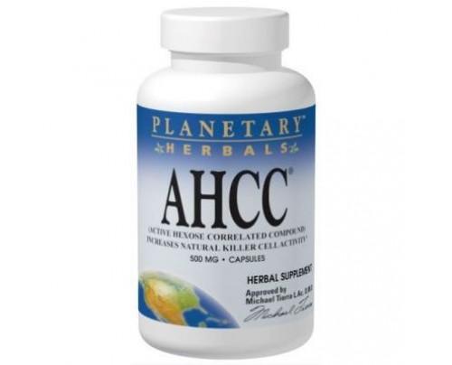 Planetary Herbals AHCC 1,000 mg Powder 2 oz.
