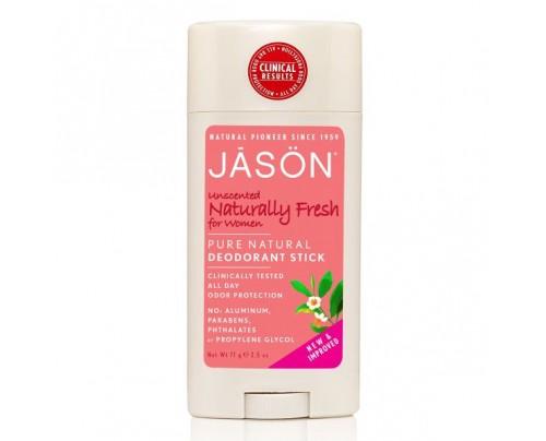 Jason Deodorant For Women Stick Unscented 2.5oz.