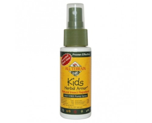 All Terrain Herbal Armor Kids Spray 2oz.