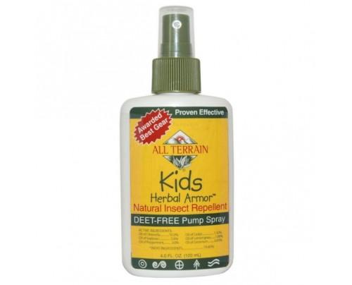 All Terrain Herbal Armor Kids Spray 4oz.