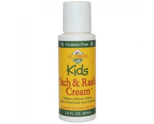 All Terrain Kids Itch & Rash Cream 2oz.