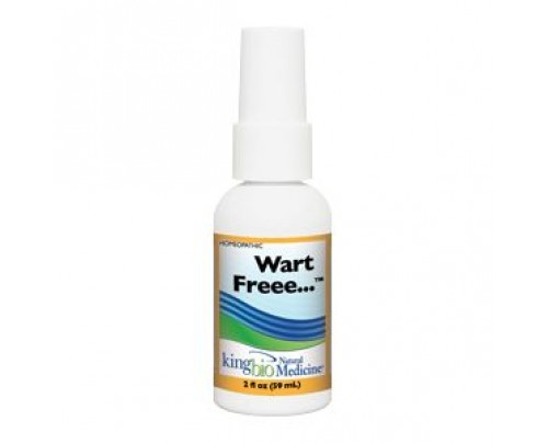 King Bio Homeopathic Wart Freee... 2oz.