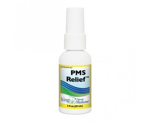 King Bio Homeopathic PMS Relief 2oz.