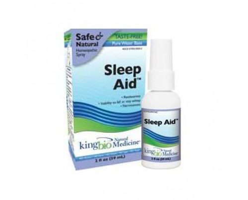 King Bio Homeopathic Sleep Aid 2oz.