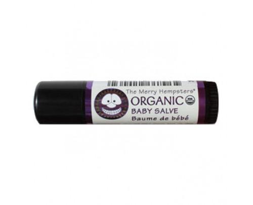Merry Hempsters Organic Baby Salve Tube 0.06 oz.