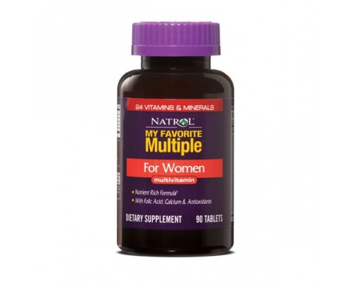 Natrol Woman's Multiple 90 Tablets