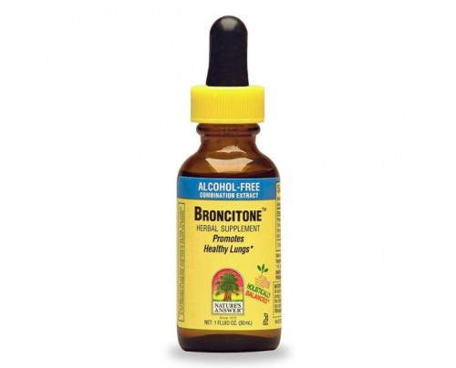 Nature's Answer Broncitone Alcohol-Free Extract 1 fl. oz.