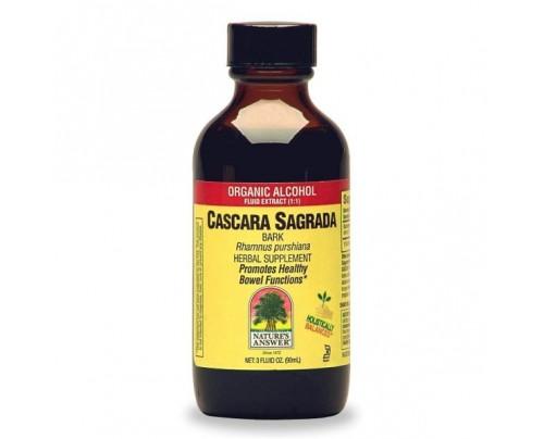 Nature's Answer Cascara Sagrada Bark Extract 3 fl. oz.