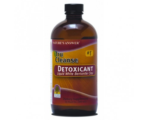 Nature's Answer Tru Cleanse Detoxicant #1 150mg 16oz.