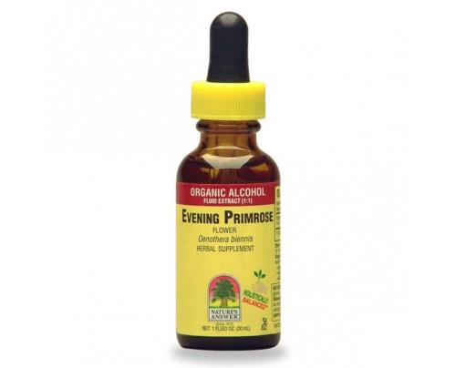 Nature's Answer Evening Primrose Flower Extract 1oz.
