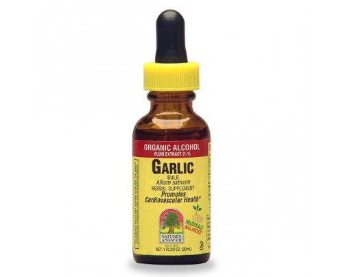 Nature's Answer Garlic Extract 1oz.